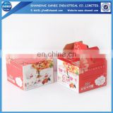 Fruit custom corrugated carton box