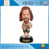 American Street Character The Dude Resin Bobble head Toy