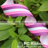 Fashion stripe printing ribbons