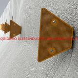 Single Side and Bracket Trapeziform Delineator for Guardrail Reflector