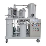 Vacuum Hydraulic Oil Purifier, Oil Purification plant for injection molding machine