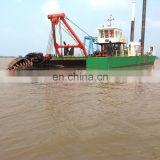 JMD600 Dredging equipment with hydraulic cutter suction sand dredger vessel with lower price for Bangladesh from manufacturer