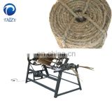 Grass Rope Braiding Machine wheat straw rope making machine
