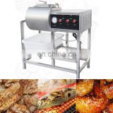 cheap price drum flavoring machine fish meat seasoning machine