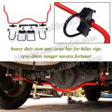 4x4 accessories Heavy Duty Rear Anti Sway Bar for fortuner hilux ranger navara dmax