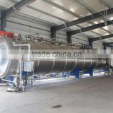 china supplier belt vacuum coconut fiber dryer machine