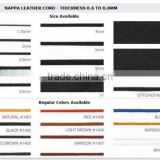 Nappa Leather cord Wholesale