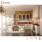 American style classic wooded kitchen cabinets from china,aluminium kitchen cabinet design