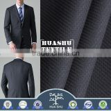 Hot selling fish scale design Environment-friendly fashion shining fabric from Shaoxing Supplier for Men's suiting