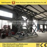 China mini scissor lift/<b>electric</b> stationary man lift <b>jack</b>