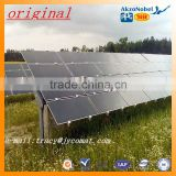 6063 T5/T6 anodized aluminum profile for support solar panels frames manufacturer in China