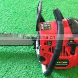 Trim Trees Machine Gasoline Chain Saw 4500 5200 5800 Displacement Easy Start Wood Cutting Machines