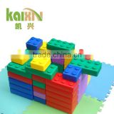 2015 Children DIY plastic building blocks toy                                                                         Quality Choice