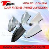 CTA-2000 Shark fin CAR car dvb-t tv antenna with three style/car satellite tv antenna