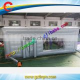 cheap inflatable spray paint booth/tent,inflatable car paint booth