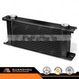 ALIBABA WHOLESALE BLACK 7ROW 10AN ALUMINUM RACING OIL COOLER FOR CAR/TRUCK AF-OC7BK-AN10