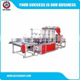 Alibaba China High Quality Plastic Carry Bag Making Machine                                                                         Quality Choice
