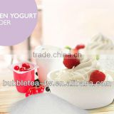 frozen yogurt powder mix