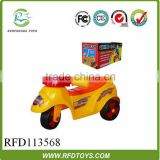 2014 super hot sales plastic sliding baby tricycle,baby carriage parts