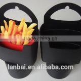 Hot sale plastic car seat back beside rubbish chips Storage Unbrella Pot hook