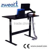 hand crank fan desk table factory wholesale