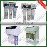 China manufacture 5 6 7 stage 75G home drinking water purifier/50 gallon home best water filters