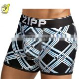 Cotton/spandex men's sexy printing boxer briefs men boxer China supplier                                                                         Quality Choice