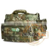 Tactical Shoulder Bag/high strength 1000D nylon, dealt with waterproof and flame retardant treatment