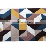 Commercial 3mm Factory Price 12 Colors Carpet,Nylon Tufted Office Building Carpet Tile YB-A007
