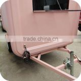 2014 Best Convenient Holland Frozen Potato Chips KFC Chicken Frying Food Machine Trailer Cart XR-FC250 B