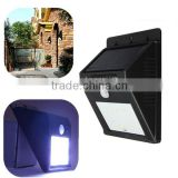 wireless solar motion sensor light with great price
