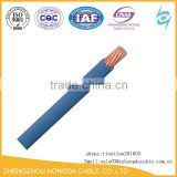 THHN THWN Cable Wire Size AWG 8 10 12 14 16 Copper / PVC / Nylon Electric Building Cable