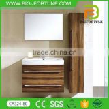2016 bathroom vanity plywood wall hung washbasin cabinet design                                                                                                         Supplier's Choice