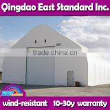 East Standard custom made prefabricated steel structure building with remarkable wind load