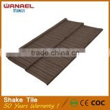 Used metal roofing Wanael Traditional Corrosion Resistance Metal Chinese Solar Polycarbonate Roof Tiles