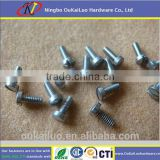 Stainless Steel Eyeglass Hinge Screws