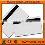 PVC CARD with Signature Pad id oem model