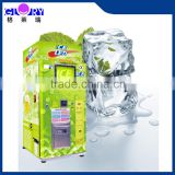 2014 Best Selling Auto-Packing Commercial Ice Dispenser/ Ice Maker/ Ice Vending Maker With Cheap Prices
