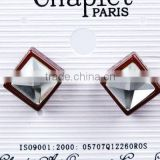 Alibaba China Supplier Cheap Fake Diamond Stud Earring