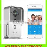 Multifunction Wireless WiFi Video Visual Door Bell Phone Doorbell Home Security for Android IOS Mobile Phone Wifi Doorbell                                                                         Quality Choice