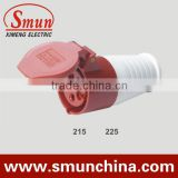 16A 5p IP44 220-415V industrial coupler socket