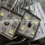 Super White 5050 12v led linear Modules with metal shell