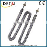 Air Heating Elements Used in the Load Bank 220V 2KW Finned Tube Heater