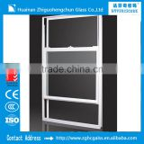 New Design UPVC/ PVC Awning Window/ Single Glazed PVC Sliding Window
