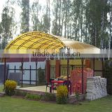 foshan tonon polycarbonat panel manufacturer sun shade sheet made in China