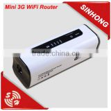 Mini Portable Travel Internet Router GSM Wireless Access Point