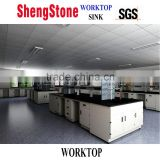Hot selling phenolic resin chemical laboratory table,Laboratory furniture general use commercial type for biology lab