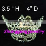 Gorgeous Diamond pageant Kings Crown for sale
