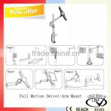 "Aluminium metal folding easel tablet pc stand holder for 7-10.5"" devices"