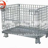 Close Folding Wire Cage